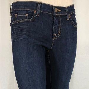 J Brand Size 29 Straight Leg Dark Wash